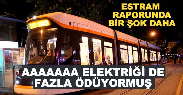 Aaaaaaa elektriği de fazla ödüyorlarmış