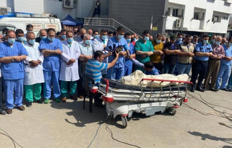 İsrail'in saldırılarında doktorlar ve sağlık çalışanları da hayatlarını kaybediyor...
